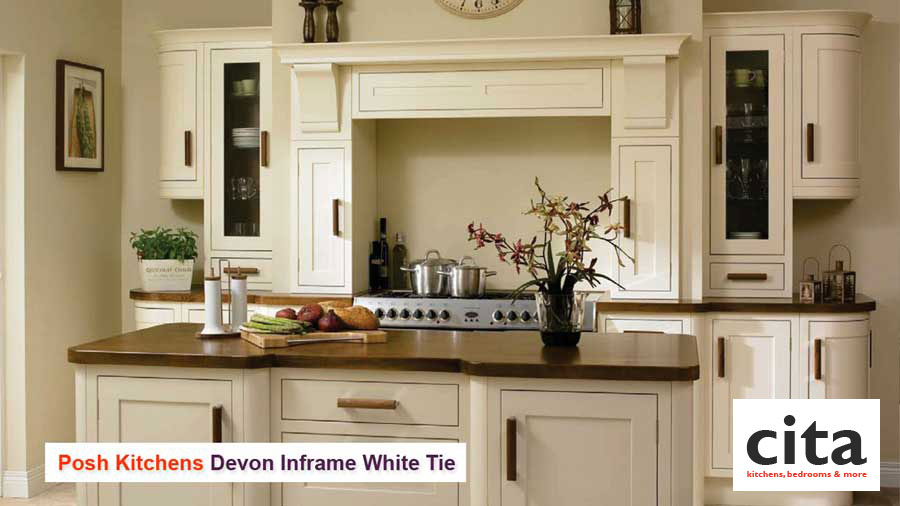 Cita Kitchens Bedrooms More Painted Stained Kitchens - Posh kitchens