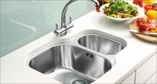 Simply click the logo to visit the manufacturers website for more  information of their current range of sinks.